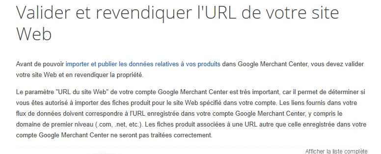 4 google merchant center