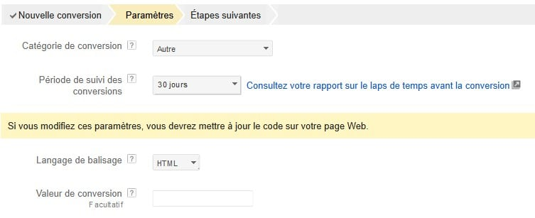 conversion google shopping1