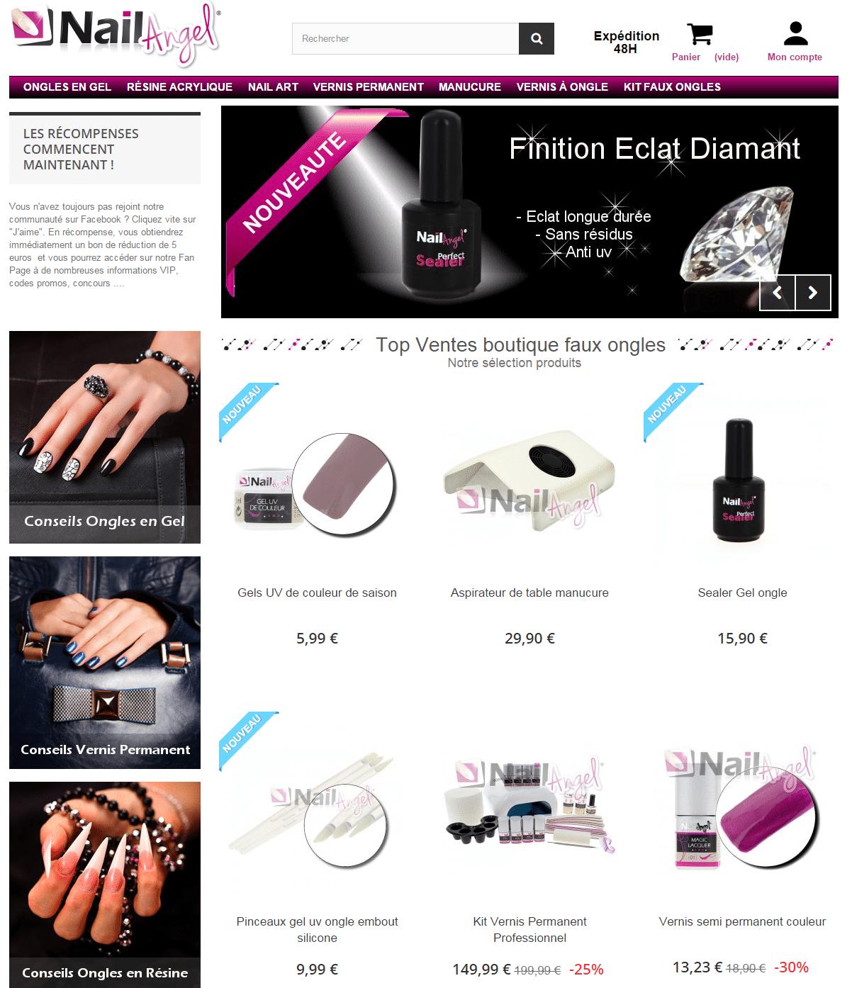 Faux ongles gel faux ongles et produits ongles nails en gel