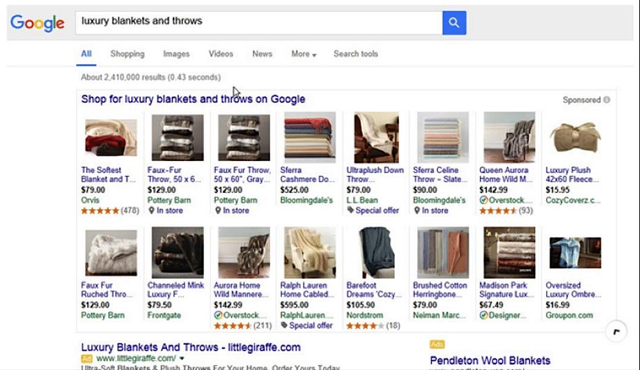 googleshoppingaffichage