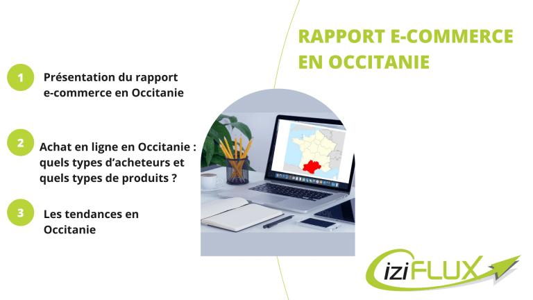 Présentation du rapport e-commerce en Occitanie