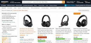 Produits Amazon