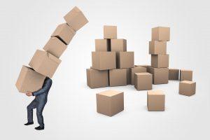 Rangement et stockage de commandes