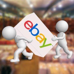 Le marché britannique eBay