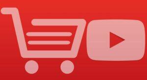 shopping sur Youtube